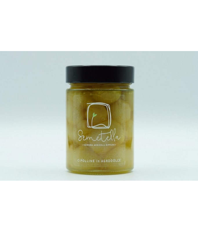 Cipolline in agrodolce Home A-CIP 7,00€