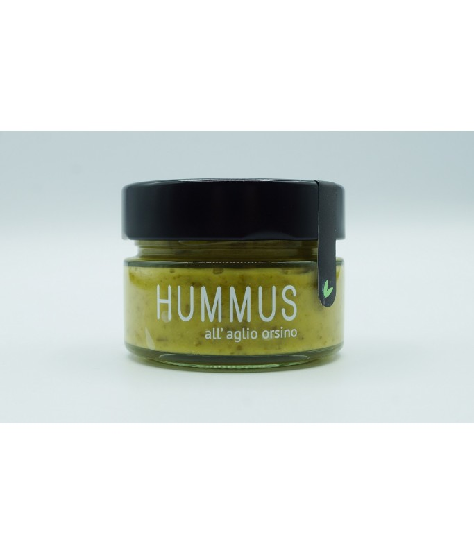 Hummus all'aglio orsino Home C- HUMA €6.00