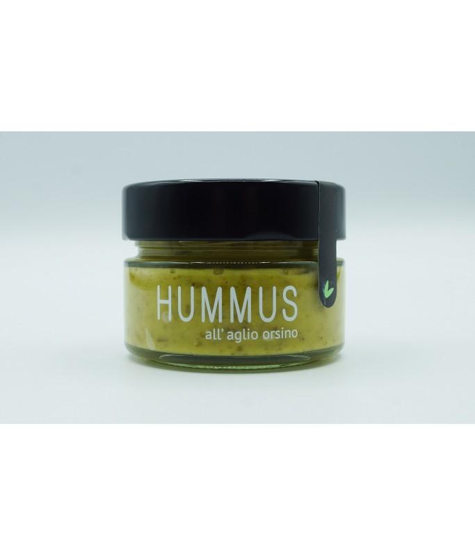Hummus all'aglio orsino Home C- HUMA 6,00€